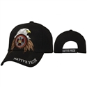 Native Pride Cap with Eagle