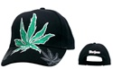 Wholesale Marijuana Baseball Hats
