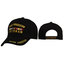 "Wholesale Veteran ""Iraqi Freedom Veteran"" Caps"