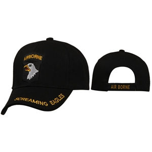 "Wholesale Caps-""Airborne Screaming Eagles"""