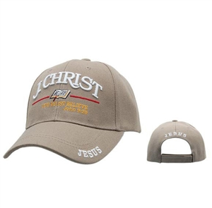 Shop online at get Wholesale Christian Hats-J.Christ You Must Believe come in assorted colors