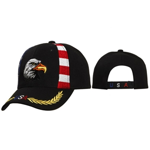 "Wholesale cap ""Eagle under the Flag"" C5146"