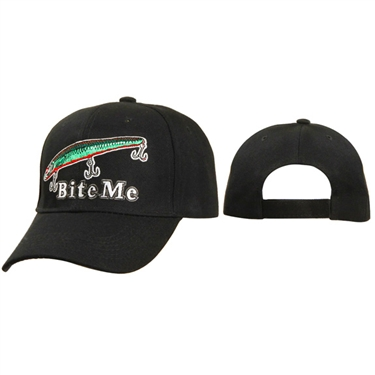 "Wholesale cap ""Bite Me"" C5167"