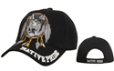 Wholesale cap native pride gray wolf C5182