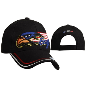 Patriotic Cap with Eagle