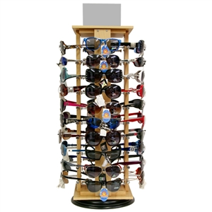 Rotating Sunglass Display
