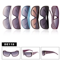 Single Piece Lens Designer Eyewear