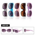 DE Rhinestone Fashion Sunglasses DE129
