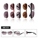 Aviator Wholesale Sunglasses DE151