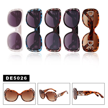 Rhinestones Vintage Wholesale Sunglasses