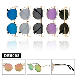 DE Designer Cat Eye Style Sunglasses DE5098