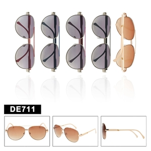 Wholesale Aviator Sunglasses DE711