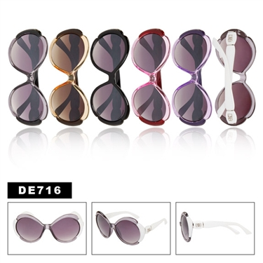 Wholesale Fashion Sunglasses for Women DE716