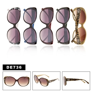 Fashion Animal Print Sunglasses DE714