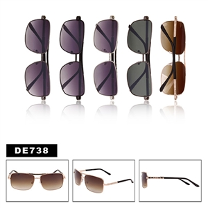 DE Men's Aviators Wholesale