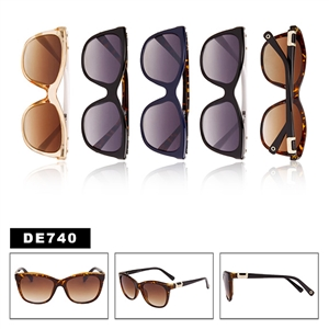 Fashion Wholesale Sunglasses DE740