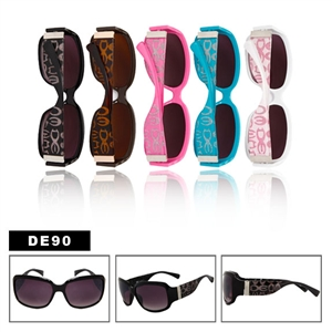 DE90 Womens Fashion Sunglasses