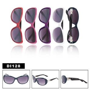 Rhinestone fashion women's sunglasses-DI128