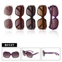 Ladies Sunglasses with Rhinestones