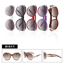 Diamond Rhinestone Sunglasses for Ladies