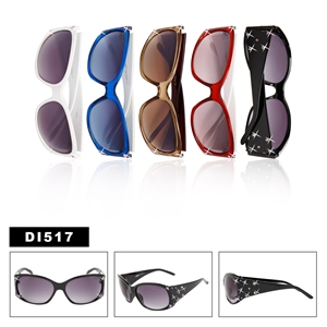 Women's Rhinestone Sunglasses