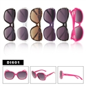 Diamond Eyewear Rhinestone Sunglasses DI601