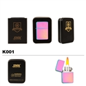 Brass Oil Lighter-3 Color Finish-K001