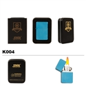 Brass Oil Lighter-Blue Shimmer-K004