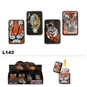 Tigers wholesale lighter L143