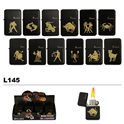 Zodiac Wholesale Oil Lighters L145