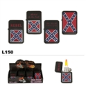 Assorted Rebel Wholesale Oil Lighters L150