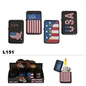 Assorted USA Wholesale Oil Lighters L151