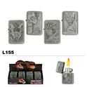 Assorted Reapers Wholesale Oil Lighters L155