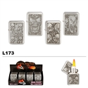 Assorted Skull Wholesale Oil Lighters L173