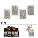 "Assorted ""Pirate"" Wholesale Oil Lighters L175"