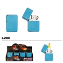 Blue Wholesale Oil Lighters L206