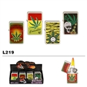 Assorted Marijuana Wholesale Oil Lighters