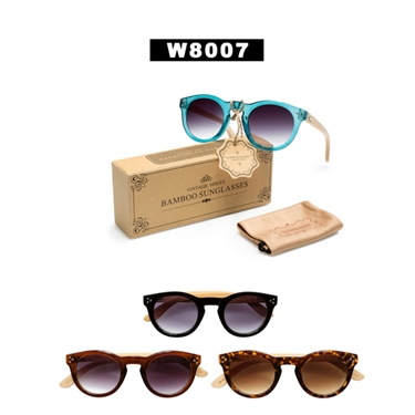 Wood Fashion Sunglasses