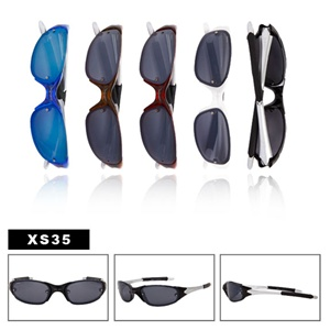 Looking for sporty sunglasses we have a large selection to choose from.