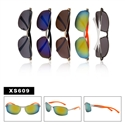 Metal Sport Sunglasses