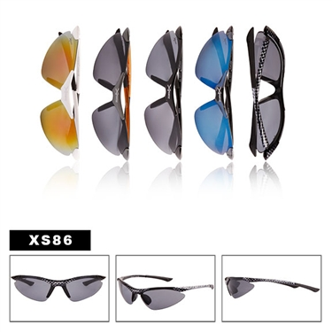 Wholesale Sports Sunglasses we have a large selection.