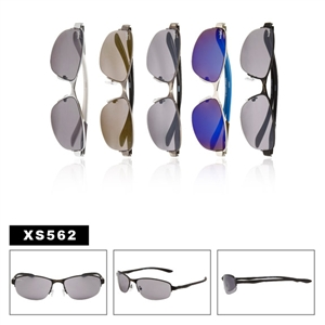Men's Spring Hinge Sport Sunglasses