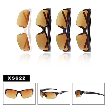 Wholesale Men's HD Sport Sunglasses