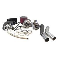 Dodge Cummins 2nd Gen Towing Compound Turbo Kit (1994-2002)