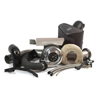 Dodge Cummins 3rd Gen 5.9L Compound Stock Add-A-Turbo Kit (2003-2007)