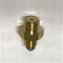 Ppump Oil Restrictor Fitting