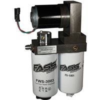 1989-1993 FASS Fuel Air Separation System Titanium Series - 95gph