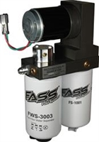 2011-2017 Fass Fuel Systems Titanium Series Fuel Air Separation Systems - 150gph