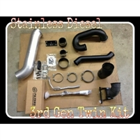 S400/S400 Twin Piping Kit '03-'07 5.9