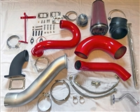 "Crazy Carls ""Twin"" Turbo PIPING KIT"